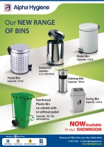 New Range of Bin