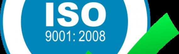 ISO Certified since June 2013